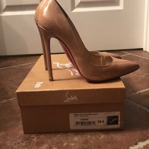 Christian Louboutin / Pigalle 120